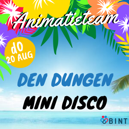 den dungen mini disco
